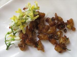 Roasted-Moringa-Flower-a-delicatesse