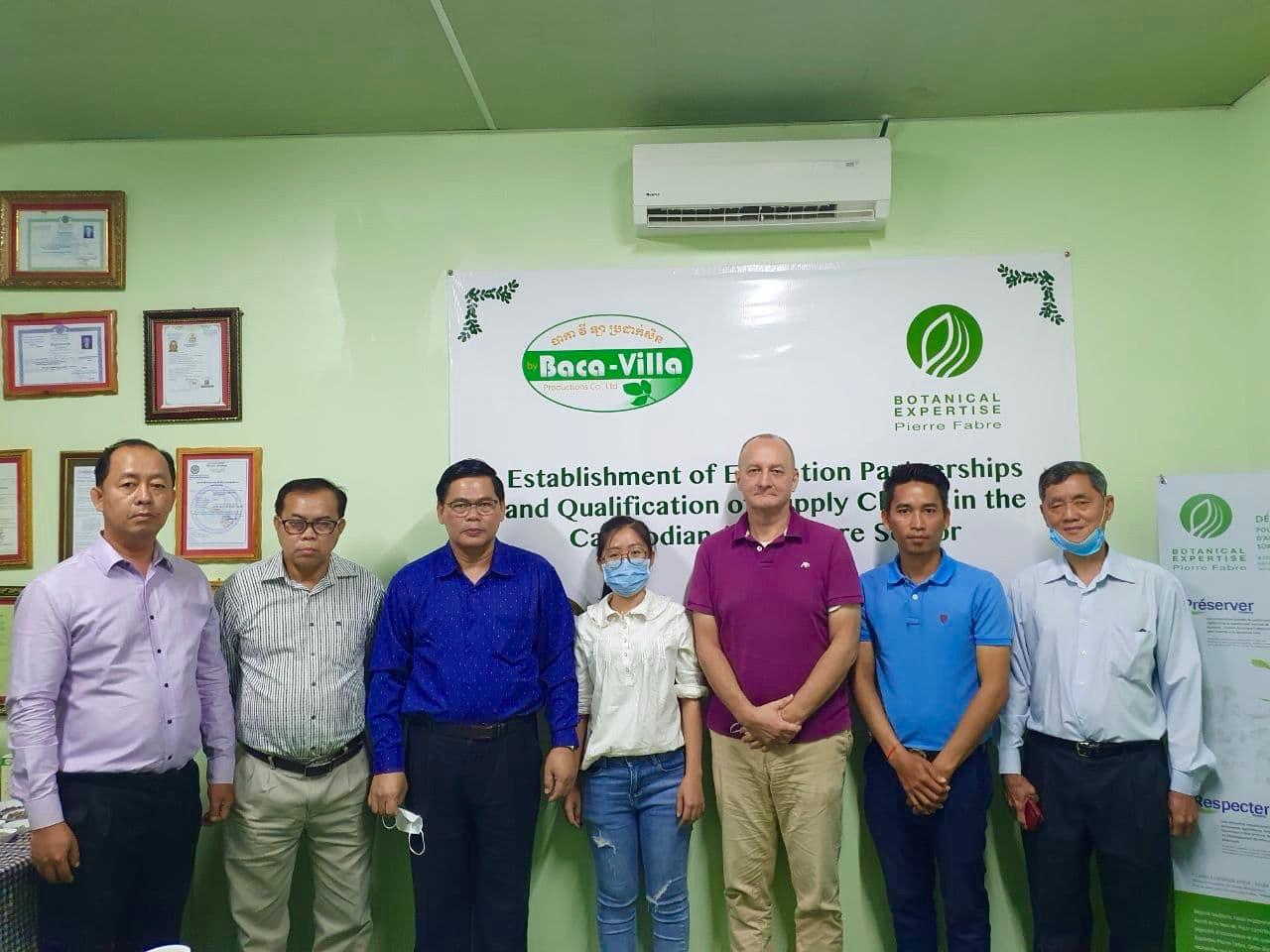 Institute of technology Cambodia